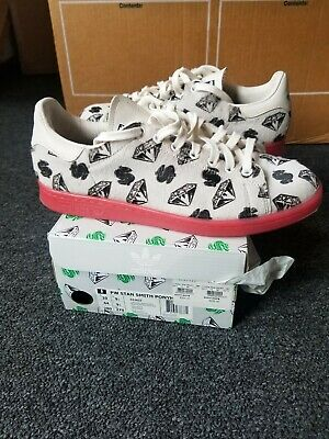 Men's Shoes Clothing, Shoes & Accessories Adidas Pharrell Williams Stan Smith Ponyhair Bbc Size 10