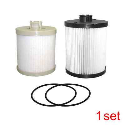 3476 08-10 6.4L Ford Powerstroke Diesel OEM Motorcraft FD4617 Fuel Filter Kit