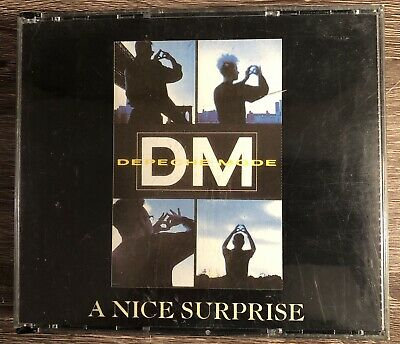 Depeche Mode - A Nice Surprise Rare Double CD - World Violation 1990 & 1980 Tour