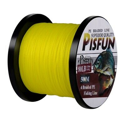 GOLDEN FISH DYNAPOWERFUL 0,50mm 45Kg 1000m Dyneema 100/% Trenzado Braided OFERTA