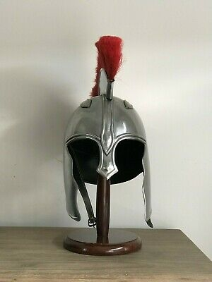 Greek Spartan Medieval Helmet 300 Sparta Movie Helmet Reproduction Home Decor