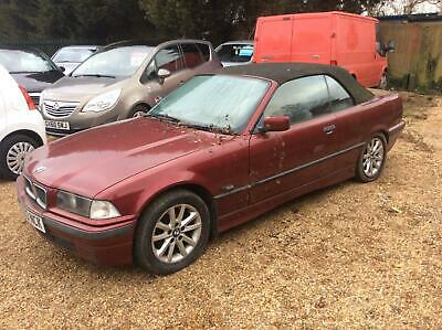 BMW 318 convertible - Project - £595