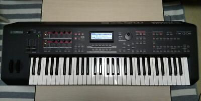 Yamaha MOX6 61-Key Semi-Weighted Music Production Synthesizer Workstation F/S