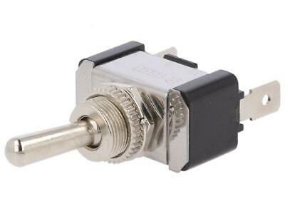 R13-453A2W-07 Switch toggle 2-position SPST OFF-ON 50A//12VDC Toggle SCI PARTS