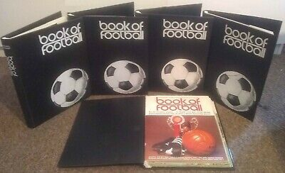 Book Of Football - Partwork Magazines - Complete 75-Issue Pdf Collection On Dvd