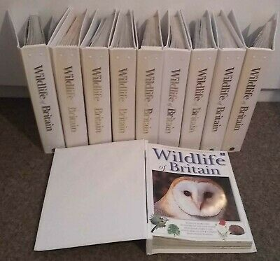 Wildlife Of Britain - Partwork Magazines - Complete Pdf Collection Download