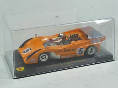 MG Vanquish 1:32 (Fly) McLaren M8D Can Am 1970 + LICHT Ref.CA1 TOP/OVP (F4655)