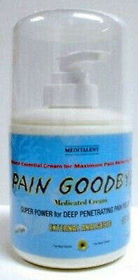 Pain Goodbye Medicated Cooling Cream