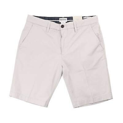 Timberland Squam Lake Stretch Twill Chino Shorts - Wind Chime