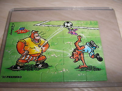 Rare~Puzzle~Dribbel Boys u.l.~All~1990~Original~TOP