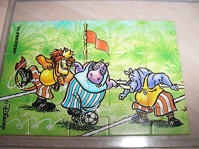 Rare~Puzzle~Dribbel Boys o.l.~All~1990~Original~TOP