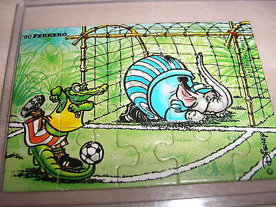 Rare~Puzzle~Dribbel Boys o.r.~All~1990~Original~TOP