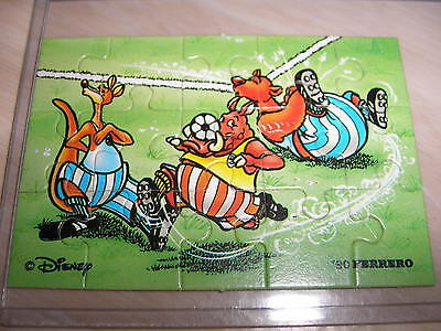 Rare~Puzzle~Dribbel Boys u.r.~All~1990~Original~TOP