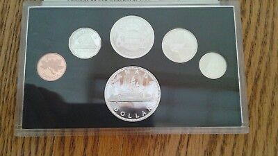 2003 Canada 1953-2003 Special Edition Coronation Silver 6 Coin Proof Set NICE!!!