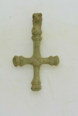 Byzantine bronze cross 5th century AD