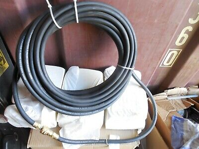 "NEW 25 ft of 1/4"" ID Scott Breathable Air Hose - Fresh Air/Breathing 300 PSI"