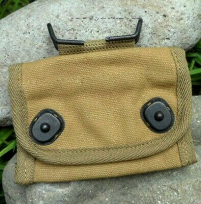 Wwii Ww2 Us Army Soldier Lensatic Compass Pouch Military Classical Repro