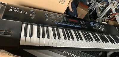 Roland JUNO-D Keyboard Synthesizer Works Please Read