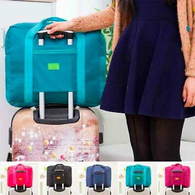 Hand Waterproof Clothes Storage Bag Packing Travel Luggage Organizer Pouch