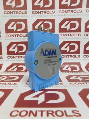 Advantech ADAM-4541-AE Fibre Optic to RS232/422 Converter - Used