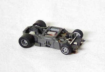 Tyco Ho Slot car Chassis étroit Mag440X2 complet & NEUF  pour Formules 1