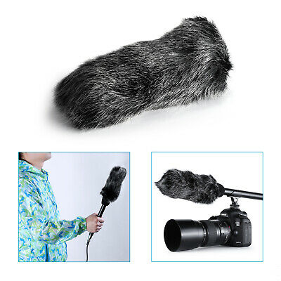 Neewer NW-MIC-121 Microphone Furry Windscreen Muff for TAKSTAR SGC-598 SG209