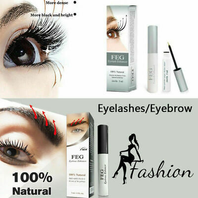 ecc9933b1a3 Eyelashes Growth Powerful Serum Eye Lash FEG Enhancer Eyelash Growth Liquid  HOT