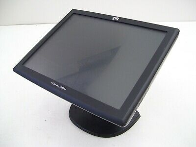 """Hp Point Of Sale Pos Lcd Monitor Touch Screen Compaq L5009Tm Vk202Aar#Abg 15"""""""