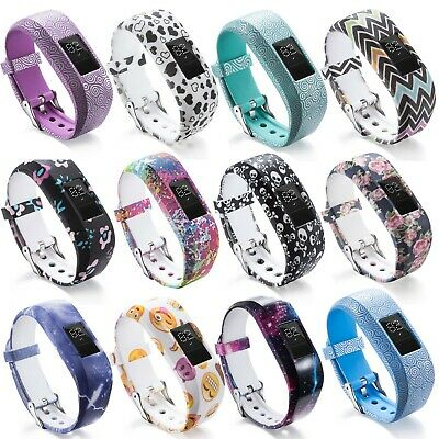 Replacement Band for Garmin Vivofit JR JR2 Junior Buckle Strap Secure Wristband