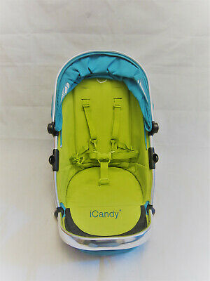 iCandy Peach Sweetpea Main Seat Unit Fits Peach 1 2 & 3 ~ Sweet Pea