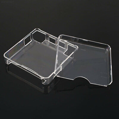 2AC0 White Transparent Crystal Case Shell Protection Cover Sleeve For GBA SP