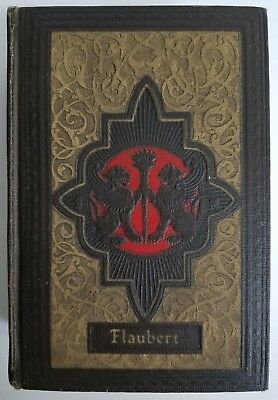 Collected Works of Gustave Flaubert Antique Book The Giant International Series