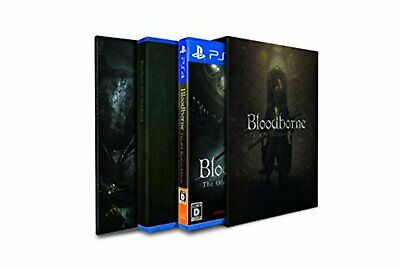 PS4 Bloodborne The Old Hunters Edition Version Gratuit Navire W/ Suivi # Neuf