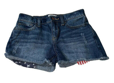 Preowned- Old Navy Denim Shorts Girls (Size 10)