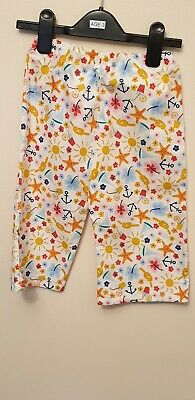 Girls Summer Trousers 3 Years
