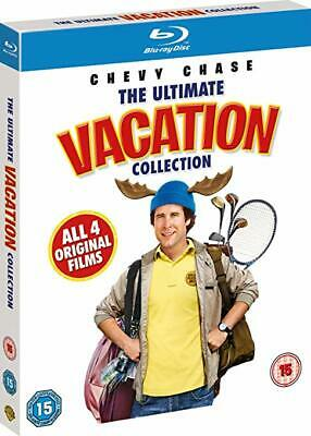 Die ultimative Griswold Collection [Blu-ray]  4 Filme Chevy Chase NEU OVP