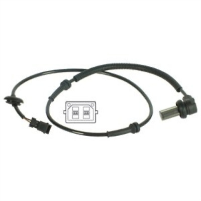 ABS Speed Sensor Front for AUDI A4 1.6 1.9 2.0 2.4 2.5 3.0 TDI B6 B7 Delphi