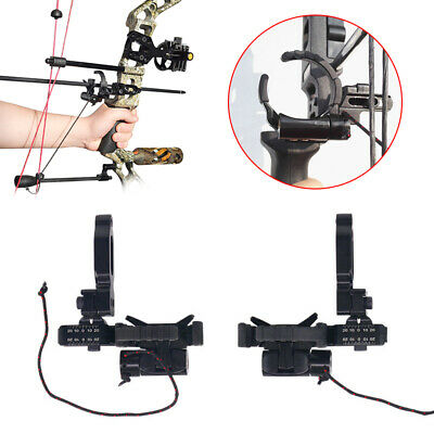 Archery Compound Bow Drop Away Arrow Rest Hunting Shooting Adjustable Right Hand