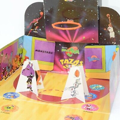 Space Jam TAZO'S Basketball Game! Complete, Working Condition