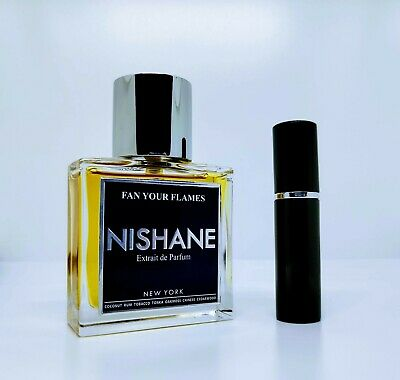 NISHANE - Fan Your Flames - 5ml SAMPLE Decant Atomizer