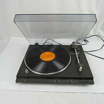 Technics SL-DD33 DIRECT DRIVE Automatic Turntable Hi-Fi Stereo Record Player