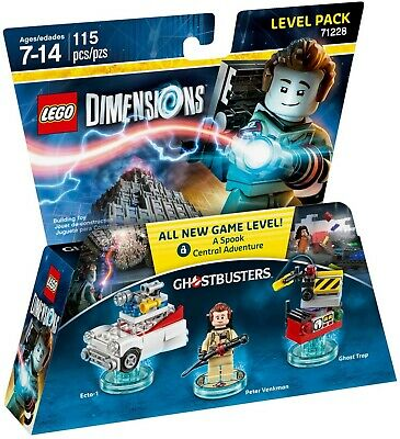 LEGO® Dimensions 71228 Ghostbusters Level Pack (115 pieces) NEW