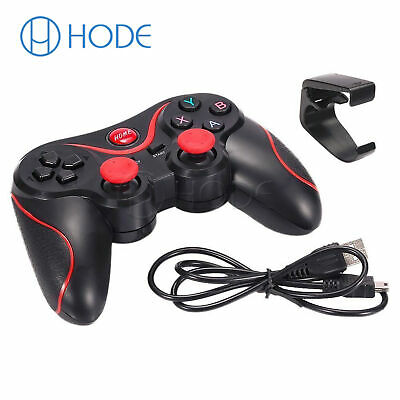 Wireless Bluetooth Gamepad Game Controller For Android Phone TV Box Tablet PC UK