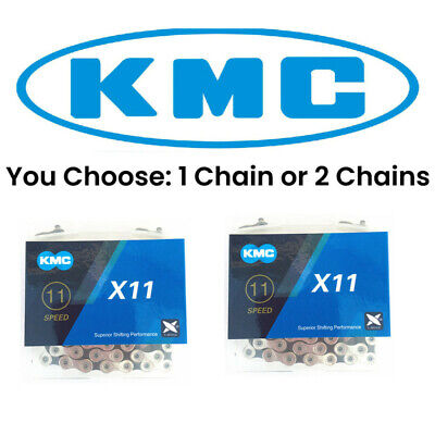 KMC X10.93 10-Speed Stretch-Proof Bike Chain 116L fits Shimano SRAM Campagnolo