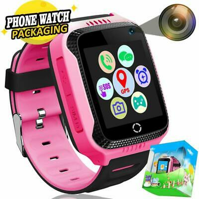 AMENON KIDS SMARTWATCH Phone for Children Girls Boys GPS Tracker with SOS  Pedome