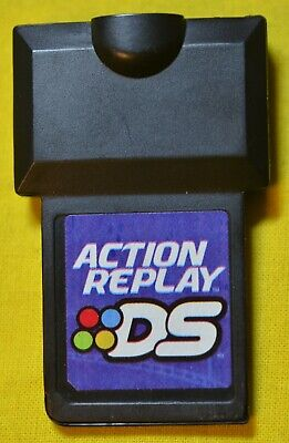 Datel Action Replay Ds For Nintendo Ds Dsi