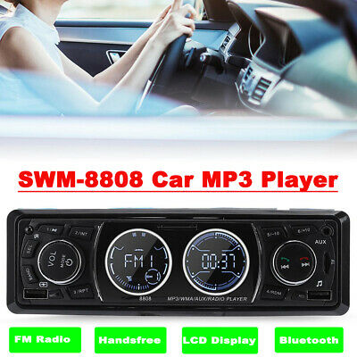 Wireless BT Car MP3 Player FM Transmitter Radio USB Charger Air Humidifier Kit