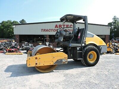 "2012 Volvo Sd70D Compactor - 66"" Drum - Watch Video - Only 1632 Hours!!"