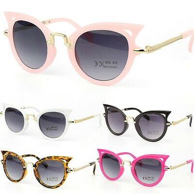 Children Girls Fosh Fashion Sunglasses UV400 Protection