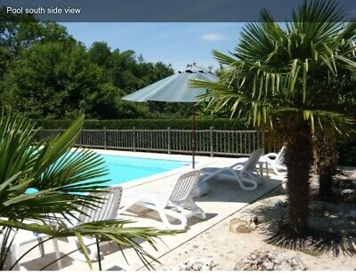 French holiday house to let in south west France, Dordogne. 13-20 July